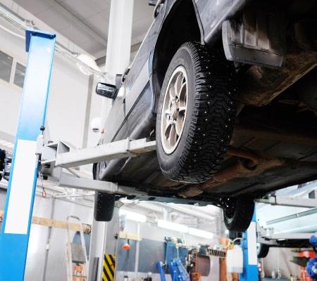 Remplacement de pneumatiques à Tourcoing