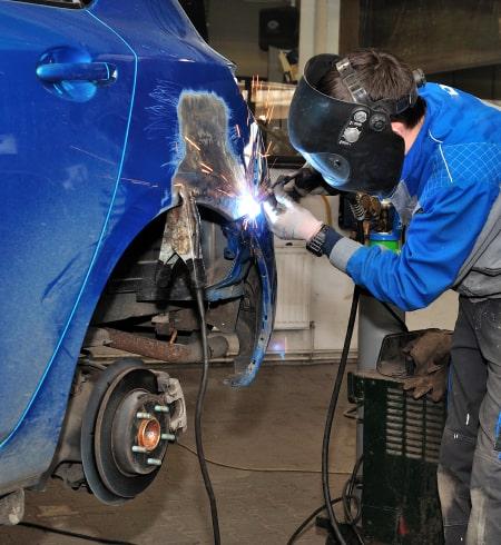 Réparation et entretien de carrosserie à Tourcoing